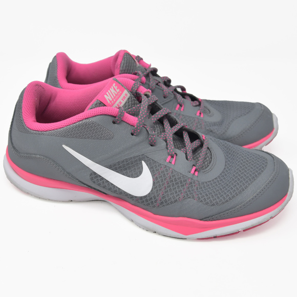 a2c519492609 Nike Flex Trainer 5 Running Sz 9.5 Gray Running. M 5b80aa7caaa5b836b375f9c1